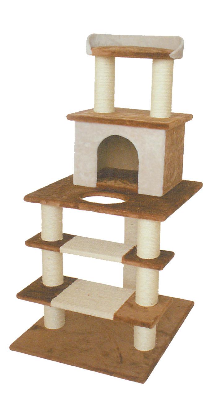 Cat Tree Cat Furniture China Bairui Cat Toy